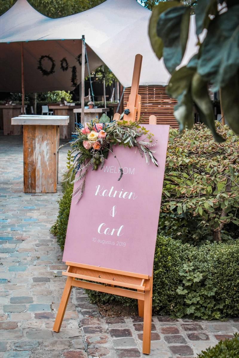Annick Van Wesemael - Bruidsboeket - Bloemen decoratie - House of Weddings - 1