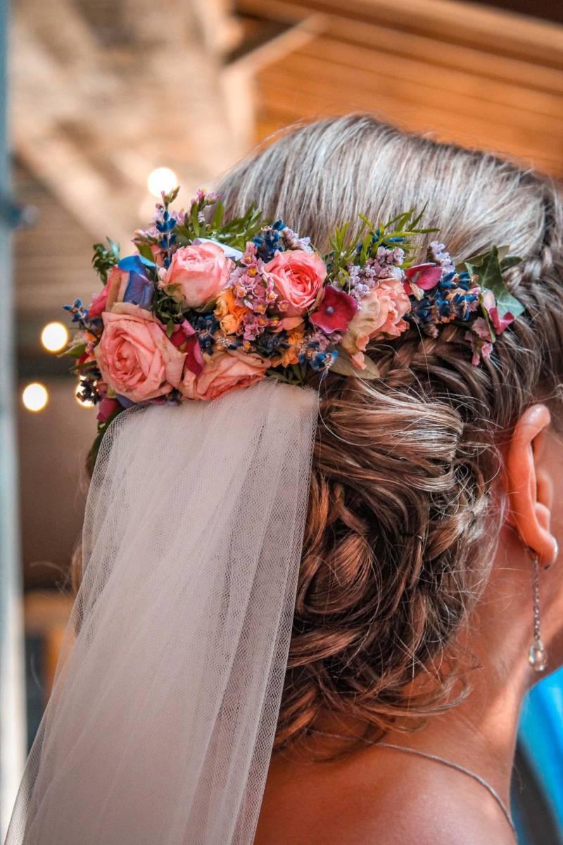 Annick Van Wesemael - Bruidsboeket - Bloemen decoratie - House of Weddings - 4