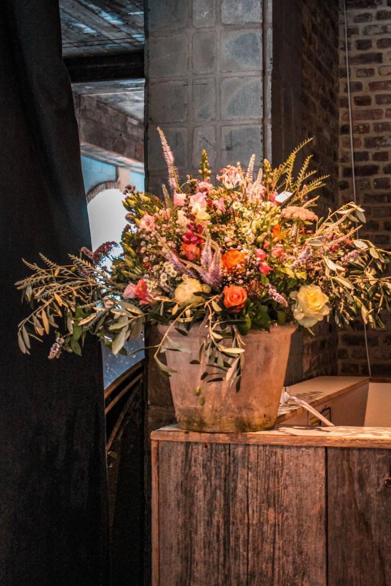 Annick Van Wesemael - Bruidsboeket - Bloemen decoratie - House of Weddings - 7