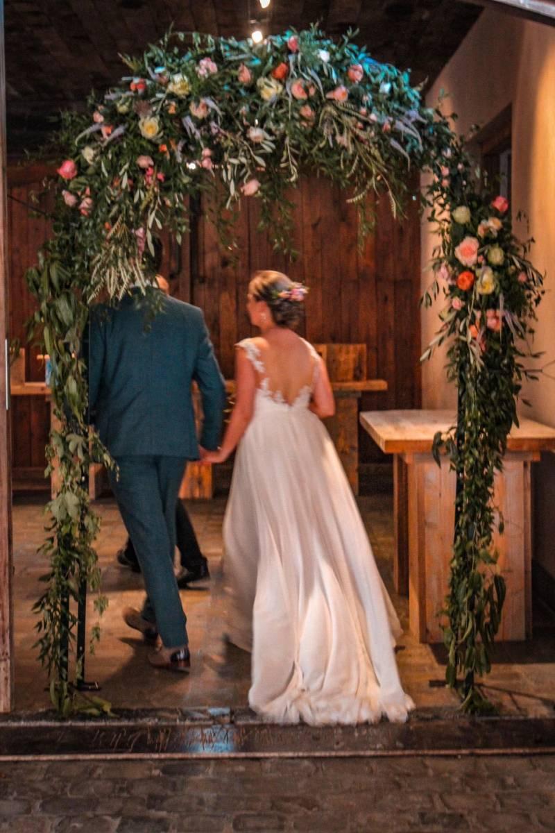 Annick Van Wesemael - Bruidsboeket - Bloemen decoratie - House of Weddings - 8