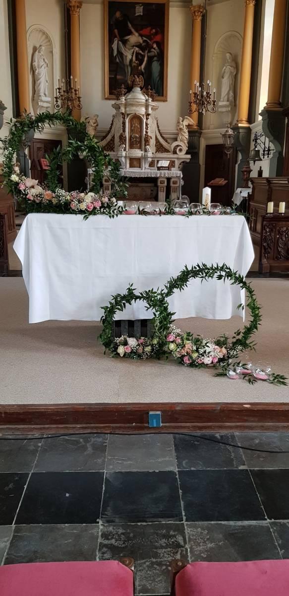 Annick Van Wesemael - Bruidsboeket - Trouwboeket - Bloemen decoratie - House of Weddings - 2