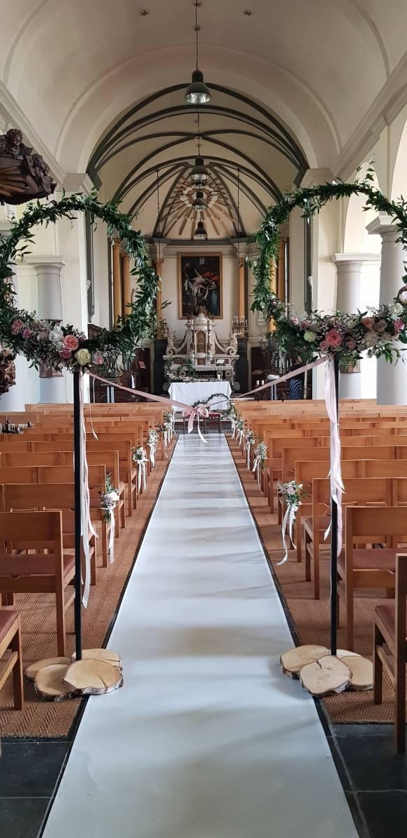 Annick Van Wesemael - Bruidsboeket - Trouwboeket - Bloemen decoratie - House of Weddings - 3