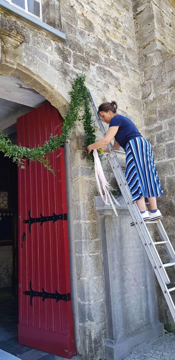 Annick Van Wesemael - Bruidsboeket - Trouwboeket - Bloemen decoratie - House of Weddings - 4