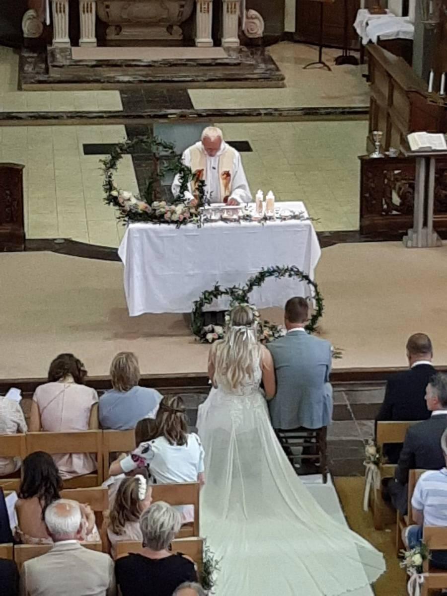 Annick Van Wesemael - Bruidsboeket - Trouwboeket - Bloemen decoratie - House of Weddings - 6
