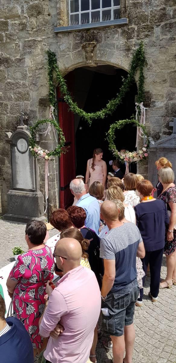 Annick Van Wesemael - Bruidsboeket - Trouwboeket - Bloemen decoratie - House of Weddings - 9
