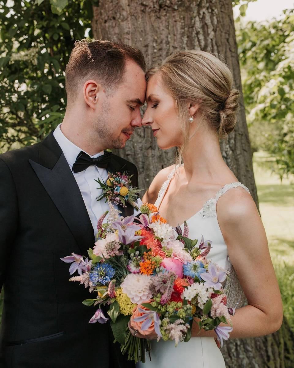 Anske Van Acker Make-up & Hair - Fotograaf AnderssonWeddings - House of Weddings - 5