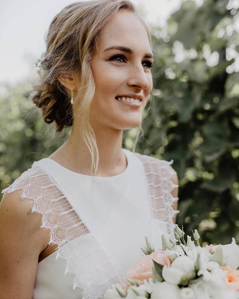 Anske Van Acker Make-up & Hair - Fotograaf anneleen jegers - House of Weddings - 1