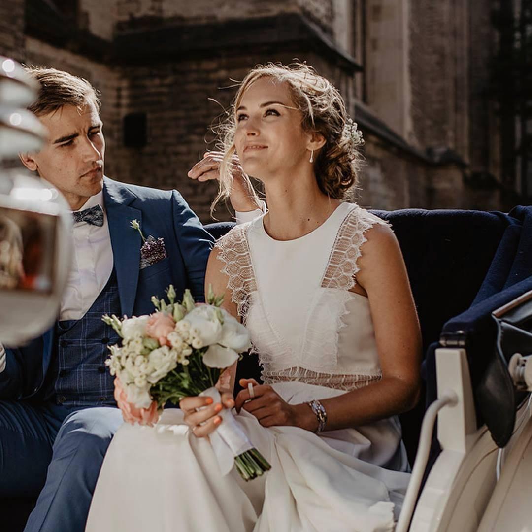 Anske Van Acker Make-up & Hair - Fotograaf anneleen jegers - House of Weddings - 2