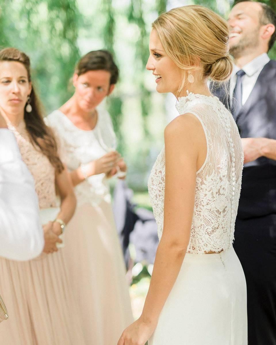 Anske Van Acker Make-up & Hair - Fotograaf elisabeth Van Lent Photography - House of Weddings - 1