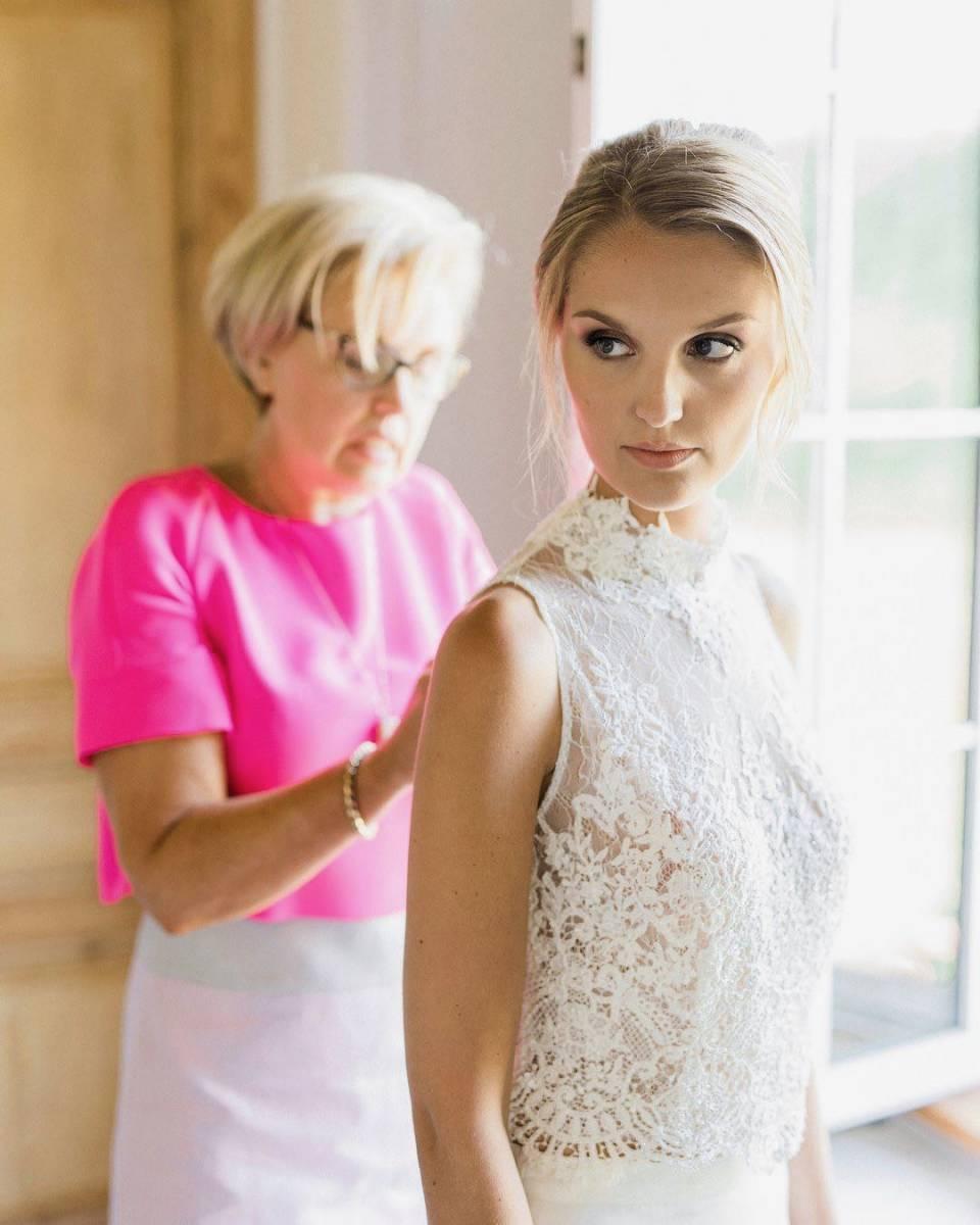 Anske Van Acker Make-up & Hair - Fotograaf elisabeth Van Lent Photography - House of Weddings - 2