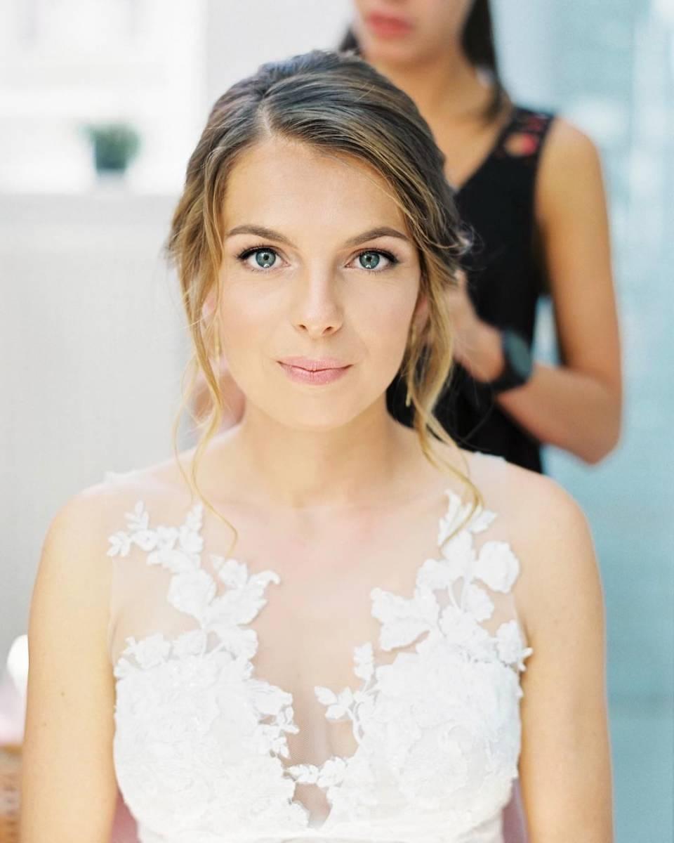 Anske Van Acker Make-up & Hair - Fotograaf elisabeth Van Lent Photography - House of Weddings - 5