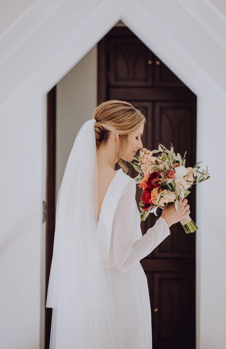 Anske Van Acker Make-up & Hair - Fotograaf lux visual storytellers ( Jana Pollet ) - House of Weddings - 1