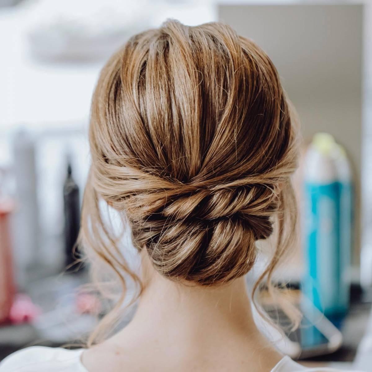 Anske Van Acker Make-up & Hair - Fotograaf lux visual storytellers ( Jana Pollet ) - House of Weddings - 2