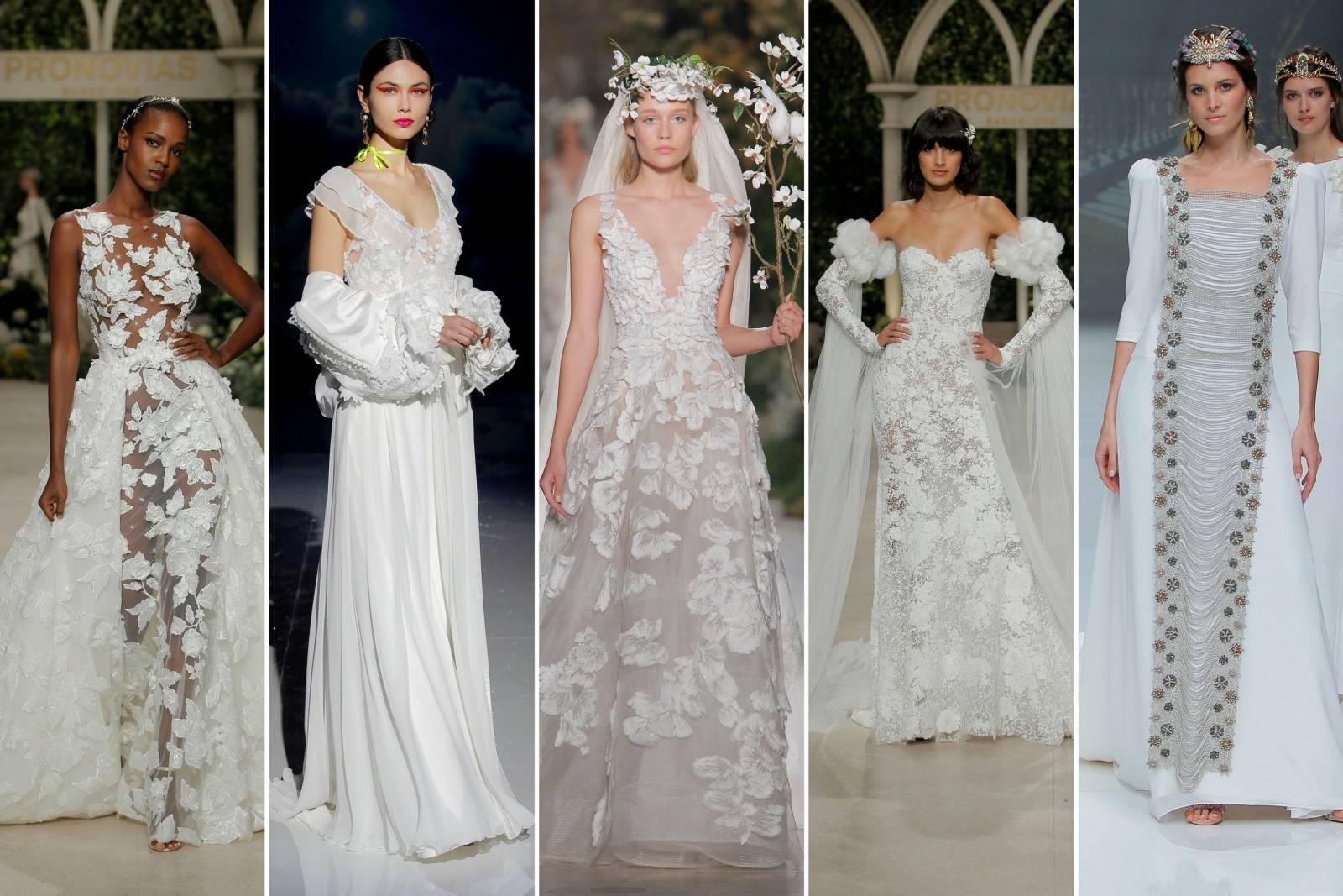 De Bruidsmode Trends 2019 House Of Weddings