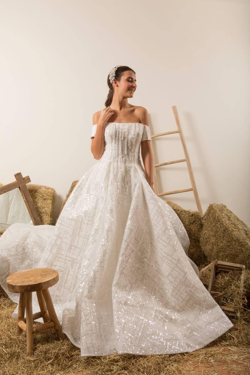 Atelier ExC - Trouwjurken - Bruidsjurken - Bruidswinkel - Bruidsmodewinkel - House of Weddings - 1