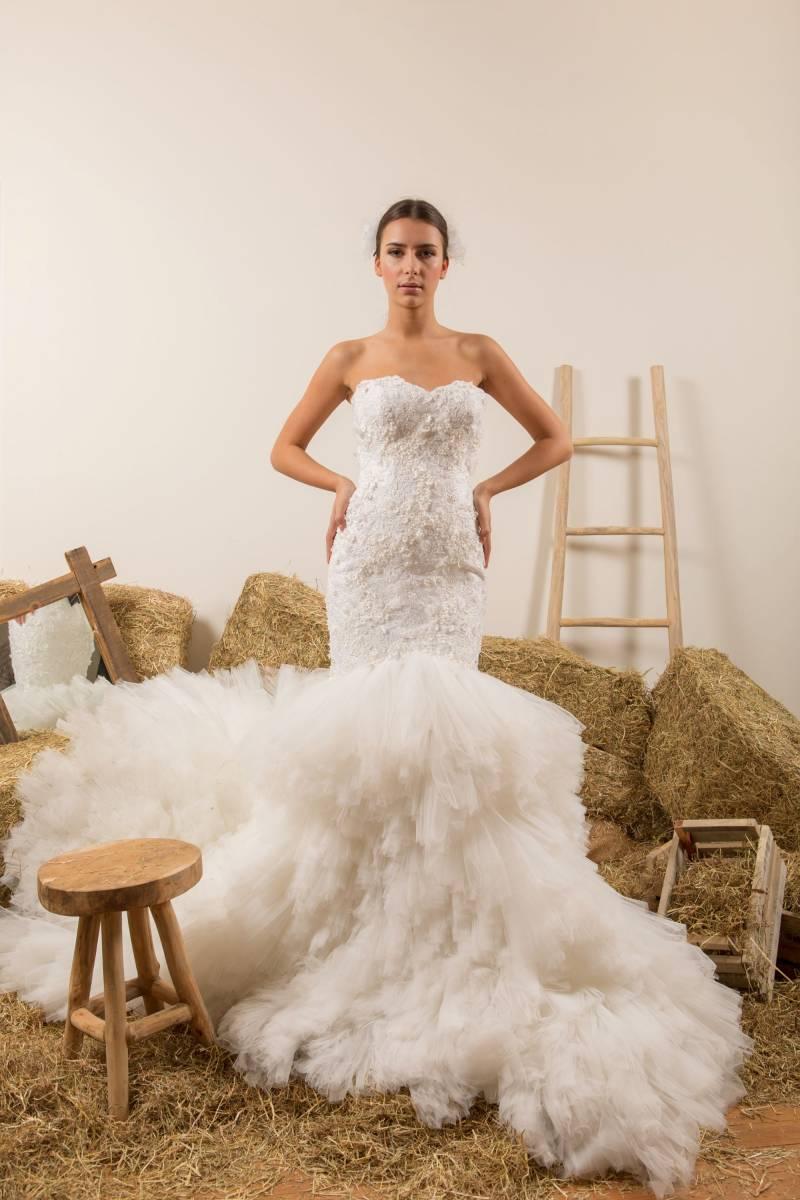 Atelier ExC - Trouwjurken - Bruidsjurken - Bruidswinkel - Bruidsmodewinkel - House of Weddings - 10