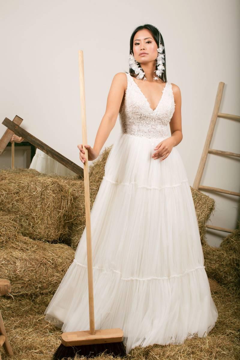 Atelier ExC - Trouwjurken - Bruidsjurken - Bruidswinkel - Bruidsmodewinkel - House of Weddings - 129