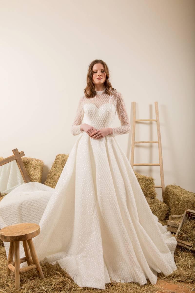 Atelier ExC - Trouwjurken - Bruidsjurken - Bruidswinkel - Bruidsmodewinkel - House of Weddings - 14