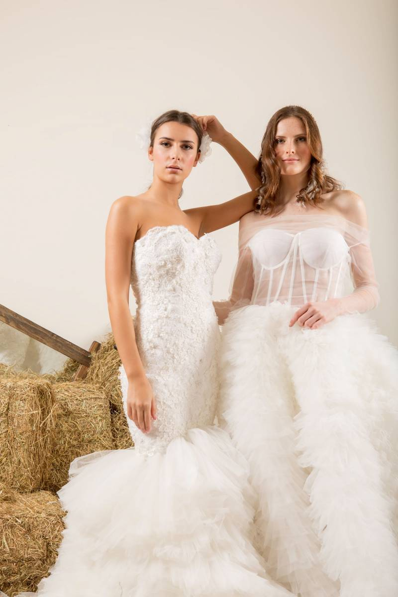 Atelier ExC - Trouwjurken - Bruidsjurken - Bruidswinkel - Bruidsmodewinkel - House of Weddings - 207