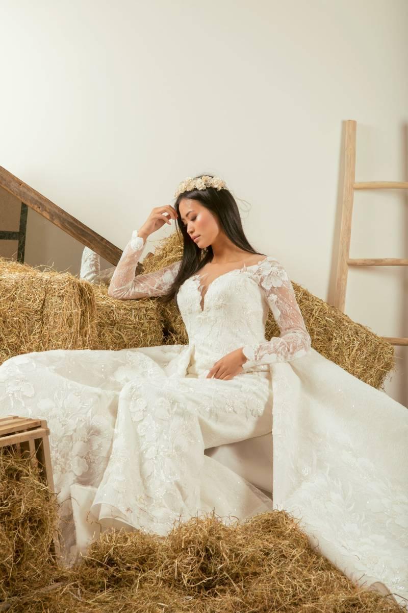 Atelier ExC - Trouwjurken - Bruidsjurken - Bruidswinkel - Bruidsmodewinkel - House of Weddings - 220