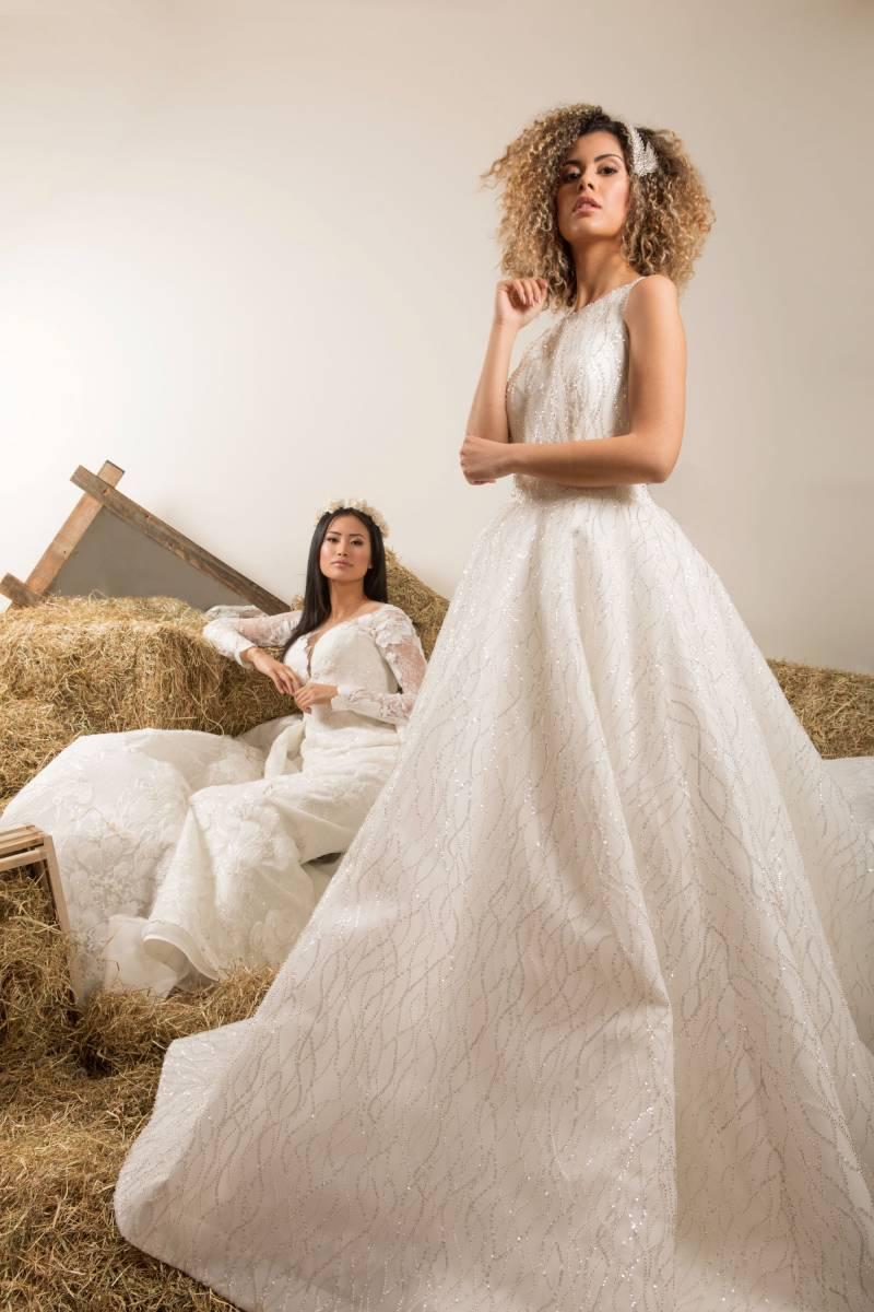 Atelier ExC - Trouwjurken - Bruidsjurken - Bruidswinkel - Bruidsmodewinkel - House of Weddings - 225