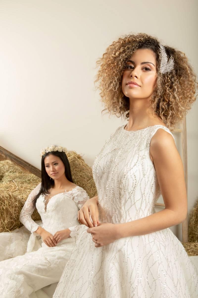 Atelier ExC - Trouwjurken - Bruidsjurken - Bruidswinkel - Bruidsmodewinkel - House of Weddings - 227