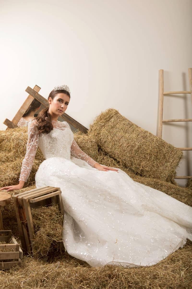 Atelier ExC - Trouwjurken - Bruidsjurken - Bruidswinkel - Bruidsmodewinkel - House of Weddings - 234