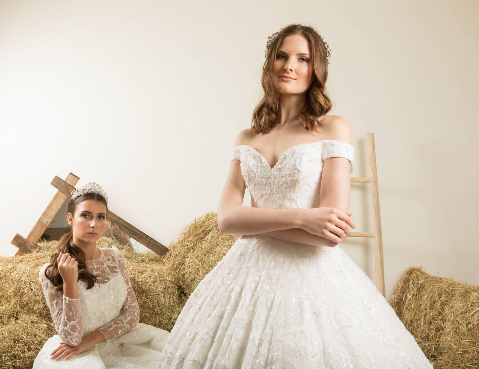 Atelier ExC - Trouwjurken - Bruidsjurken - Bruidswinkel - Bruidsmodewinkel - House of Weddings - 239