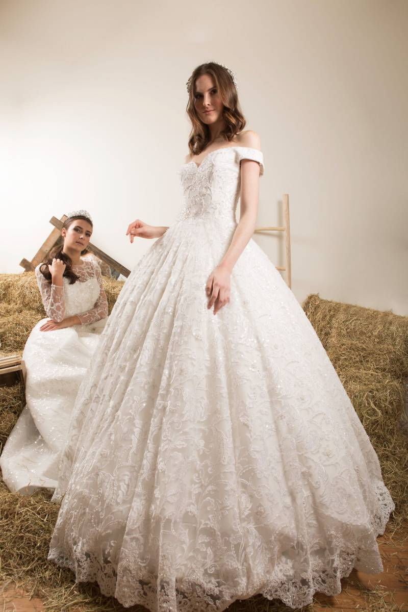 Atelier ExC - Trouwjurken - Bruidsjurken - Bruidswinkel - Bruidsmodewinkel - House of Weddings - 243