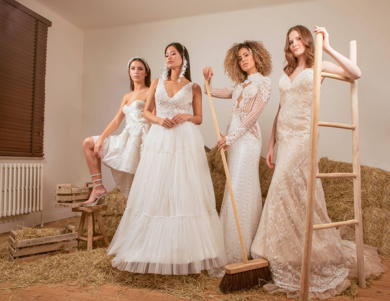 Atelier ExC - Trouwjurken - Bruidsjurken - Bruidswinkel - Bruidsmodewinkel - House of Weddings - 258