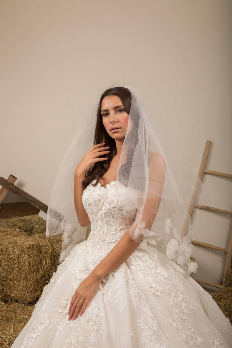 Atelier ExC - Trouwjurken - Bruidsjurken - Bruidswinkel - Bruidsmodewinkel - House of Weddings - 288