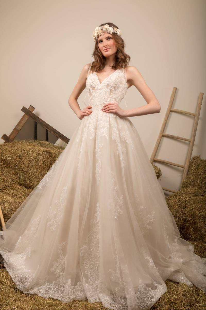 Atelier ExC - Trouwjurken - Bruidsjurken - Bruidswinkel - Bruidsmodewinkel - House of Weddings - 292