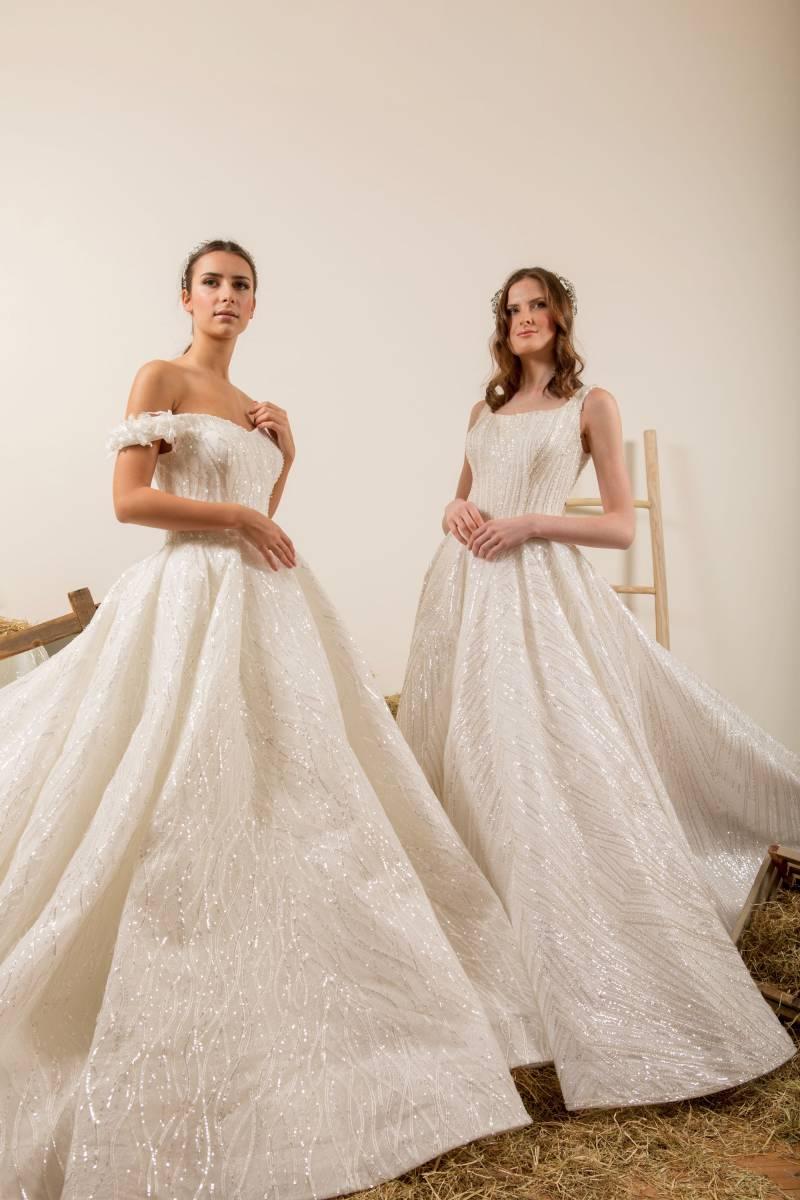 Atelier ExC - Trouwjurken - Bruidsjurken - Bruidswinkel - Bruidsmodewinkel - House of Weddings - 31