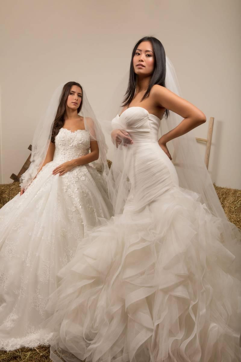 Atelier ExC - Trouwjurken - Bruidsjurken - Bruidswinkel - Bruidsmodewinkel - House of Weddings - 315