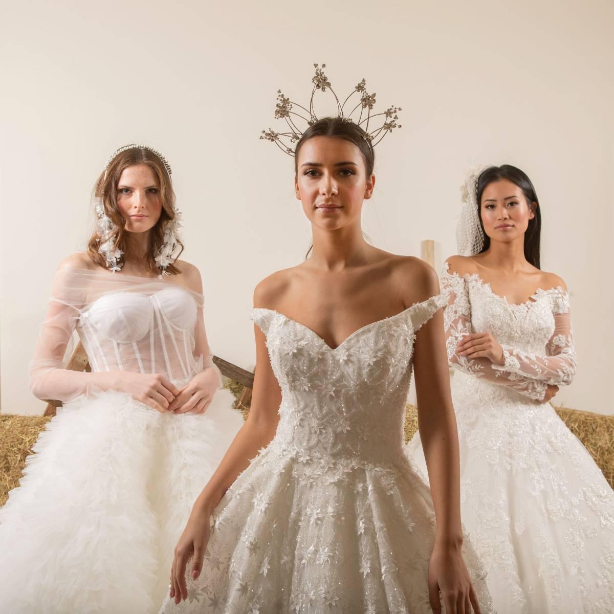 Atelier ExC - Trouwjurken - Bruidsjurken - Bruidswinkel - Bruidsmodewinkel - House of Weddings - 53