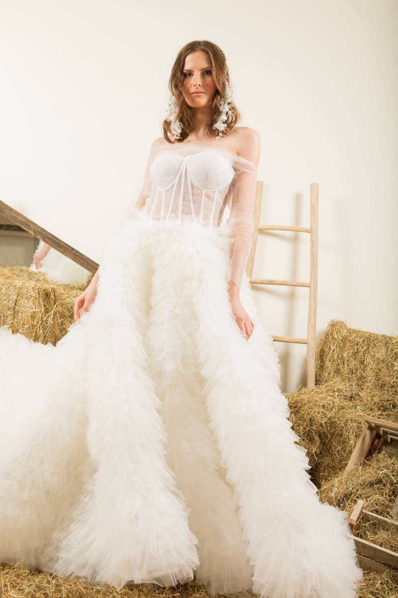 Atelier ExC - Trouwjurken - Bruidsjurken - Bruidswinkel - Bruidsmodewinkel - House of Weddings - 62