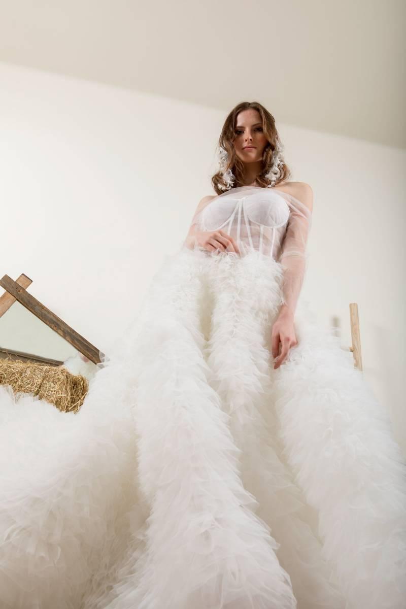 Atelier ExC - Trouwjurken - Bruidsjurken - Bruidswinkel - Bruidsmodewinkel - House of Weddings - 70