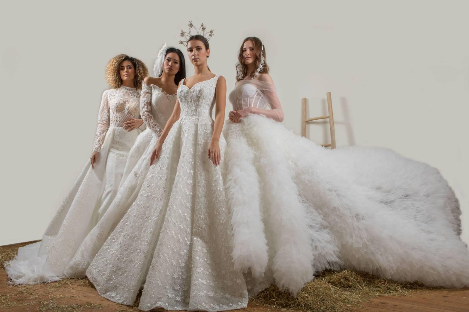 Atelier ExC - Trouwjurken - Bruidsjurken - Bruidswinkel - Bruidsmodewinkel - House of Weddings - 84