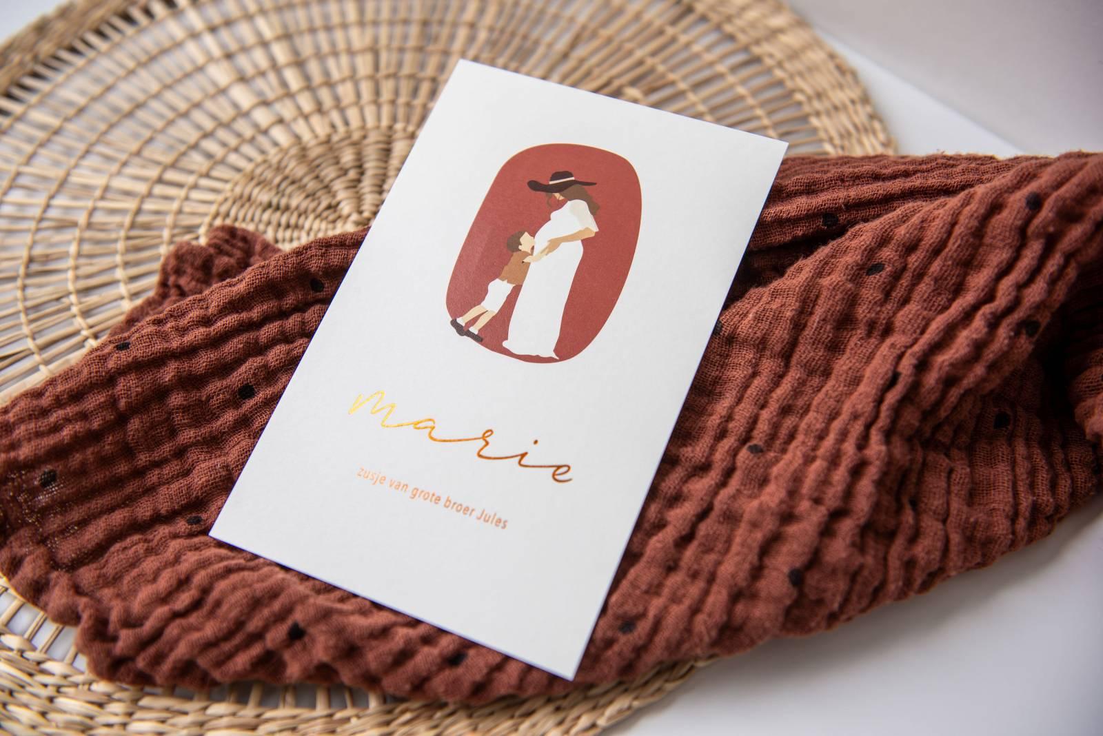 Atelier Maurice - Celien Decloedt - Trouwuitnodigingen en drukwerk - House of Weddings 6