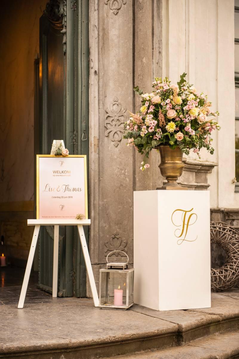 Atelier Rosé - Wedding Planner - House of Weddings Lise & Thomas - Ushua Goeminne (4)
