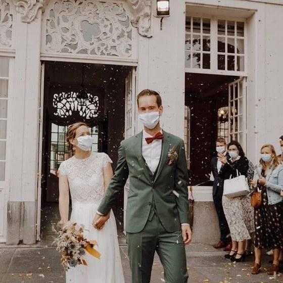 Ateljee Boekee - Bloemen - House Of Weddings - 12