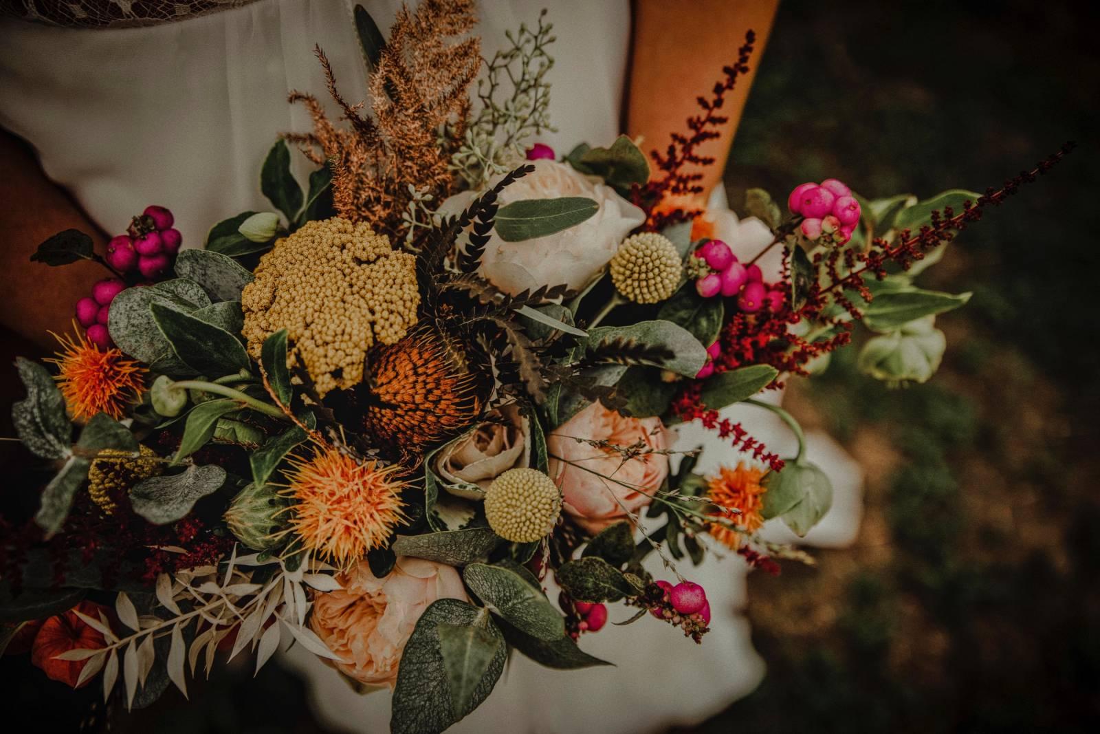 Ateljee Boekee - Bloemen - House Of Weddings - 6