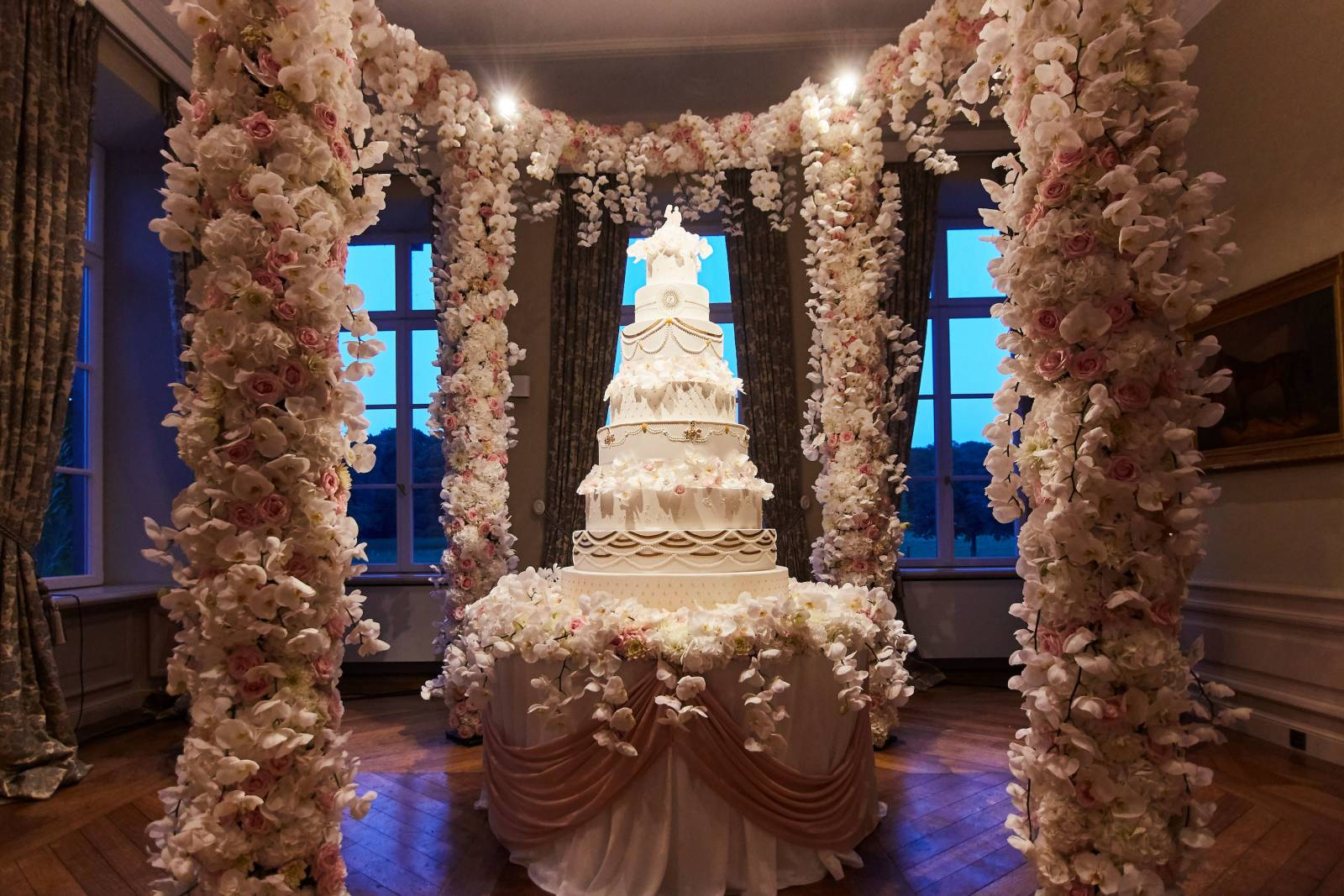 Be Your Guest - Wedding Planner - House of Weddings02-WEDDING CAKE-2018-Philippe Nieus