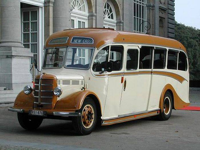 Bedfort 1949, Caramel-beige