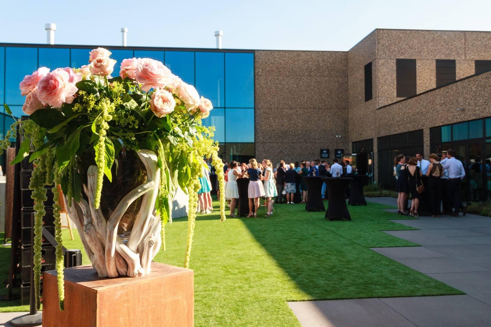 Bierkasteel House of Weddings Feestzaal West Vlaanderen grote capaciteit izegem ceremonie dansfeest exclusief huwelijk (13)