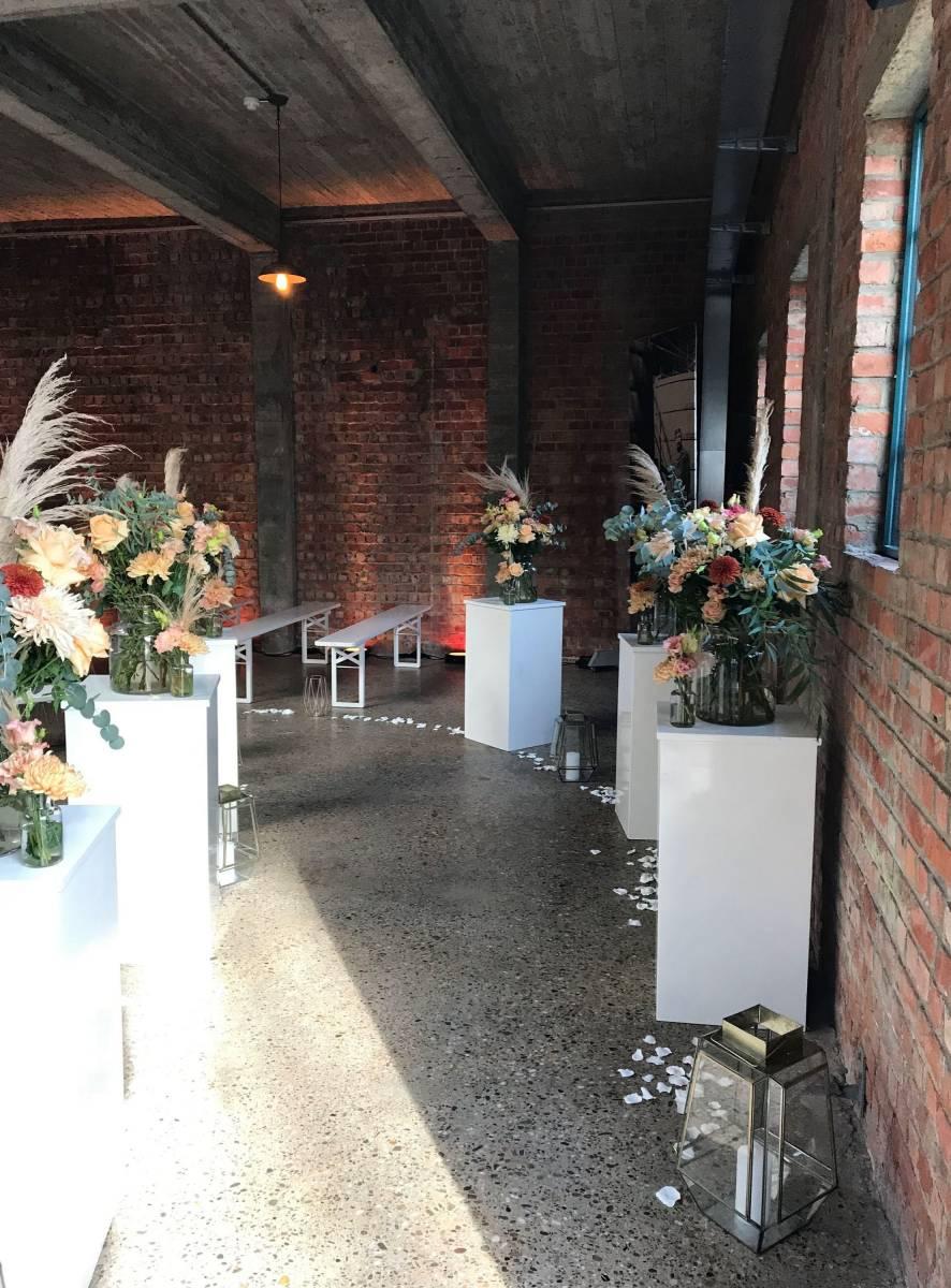 Blanc Fixe - Feestzaal - Trouwzaal - House of Weddings - 5