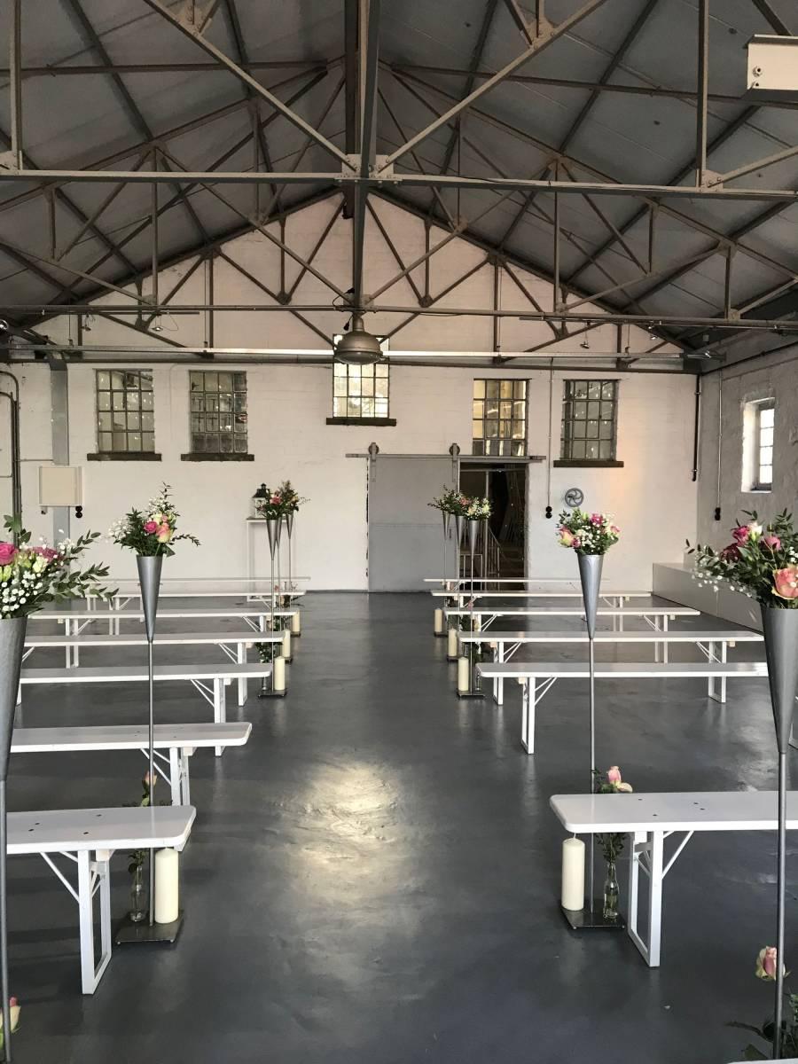 Blanc Fixe - Feestzaal - Trouwzaal - House of Weddings - 8