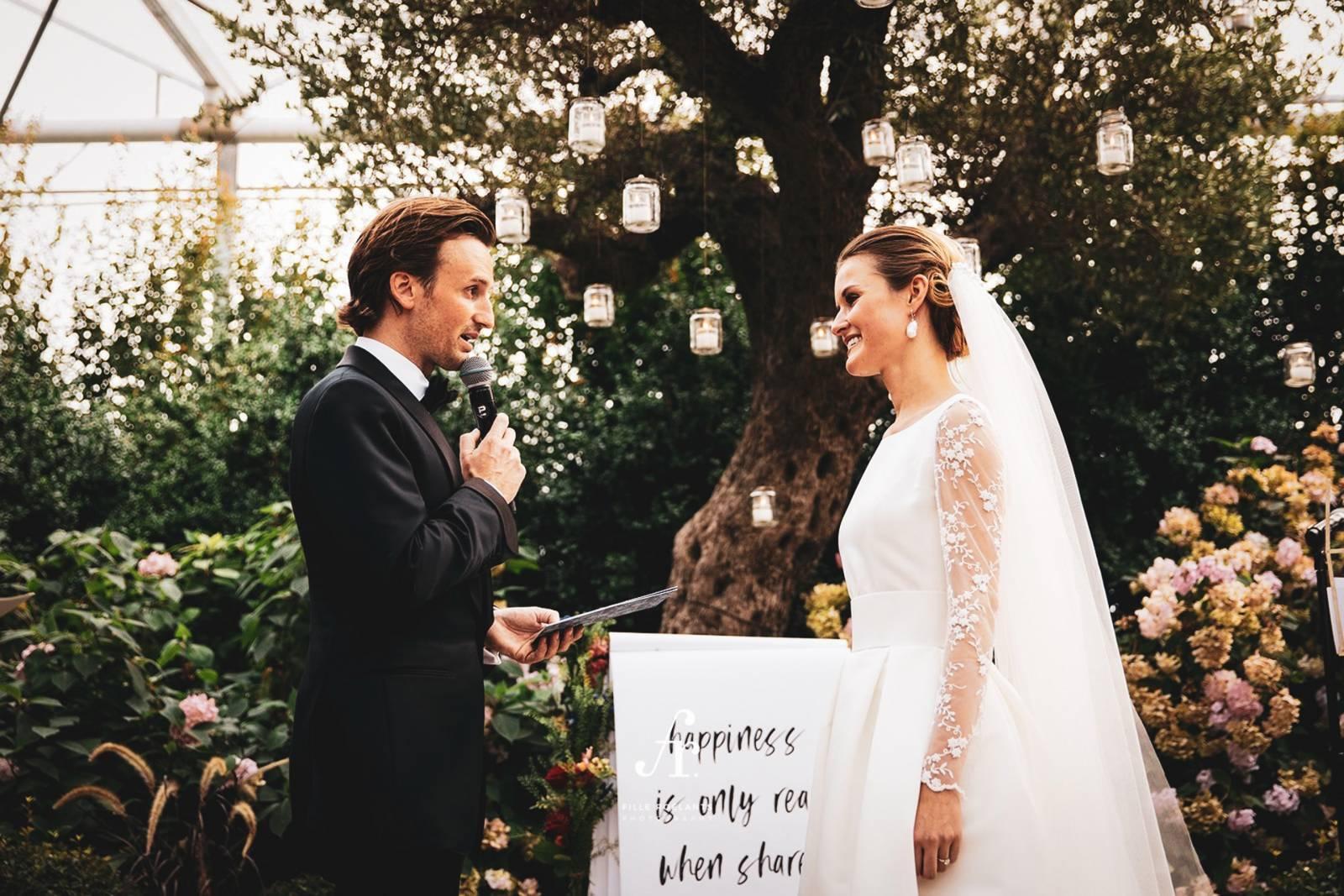Blue Moon Team - Licht & Geluid Huwelijk Trouw Bruiloft - House of Weddings - 1