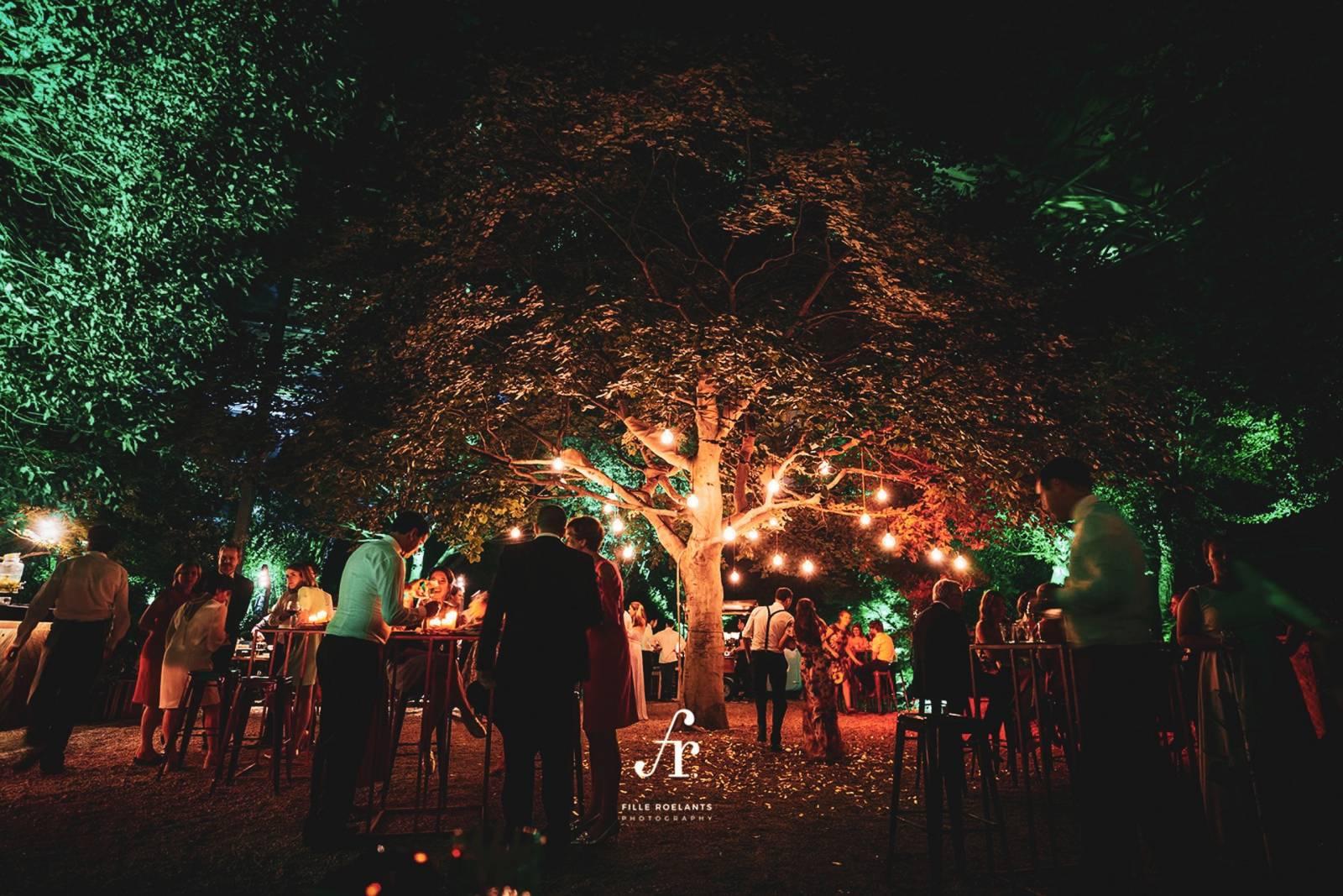 Blue Moon Team - Licht & Geluid Huwelijk Trouw Bruiloft - House of Weddings - 13