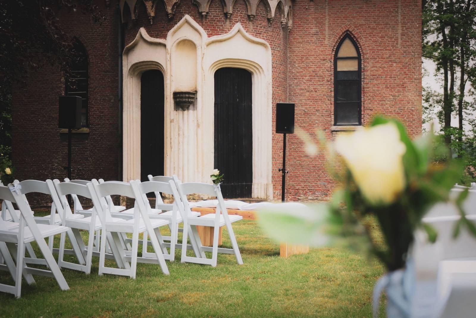 Blue Moon Team - Licht & Geluid Huwelijk Trouw Bruiloft - House of Weddings - 14
